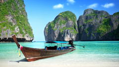 Thailand Raises 2017 Tourism Revenue Target