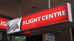 Flight Centre First Half Profit Drops 36 Pct